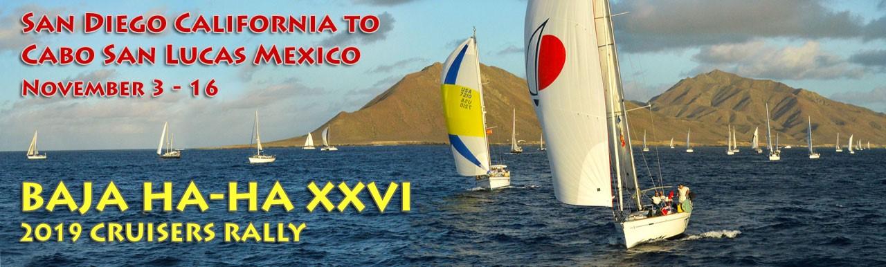 Baja Ha-Ha Cruisers Rally: San Diego to Cabo San Lucas